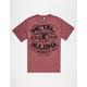 METAL MULISHA Live Fast Mens T-Shirt