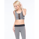 YOUNG & RECKLESS Shutter Tactic Sports Bra