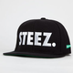 MIGHTY HEALTHY Steez Mens Snapback Hat