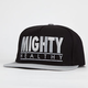 MIGHTY HEALTHY Throwback Snapback Mens Hat