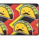 BUCKLE-DOWN Taco Mustache Wallet