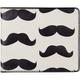 BUCKLE DOWN Mustache Wallet