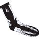 VOLCOM Marble Mens Puppet Socks