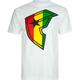 FAMOUS Stars & Straps Rastafarian BOH Mens T-Shirt