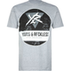 YOUNG & RECKLESS Upsidedown Mens T-Shirt