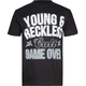 YOUNG & RECKLESS Game Over Mens T-Shirt