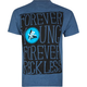 YOUNG & RECKLESS Forever Young Mens T-Shirt