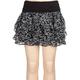 FULL TILT Butterfly Ruffle Girls Skirt