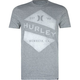 HURLEY Hard Work Mens T-Shirt