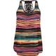 FULL TILT Crochet Back Ethnic Print Womens Tank