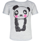 FULL TILT Panda Girls Tee