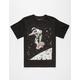 RIOT SOCIETY Space Skate Boys T-Shirt