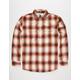 MATIX Parker Mens Flannel Shirt