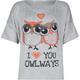 FULL TILT Love You Owlways Girls Tee