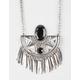 FULL TILT  Tribal Crescent Pendant Necklace
