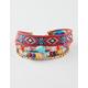 FULL TILT 5 Piece Karyn Friendship Bracelets