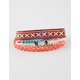 FULL TILT 5 Piece Jenna Friendship Bracelets