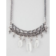 FULL TILT Crystal/Spike Statement Necklace