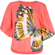 FULL TILT Butterfly Girls Circle Top