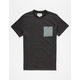 BILLABONG Micro Lux Mens Pocket Tee