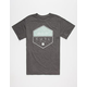 RIP CURL Air Time Mens T-Shirt