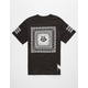 FAMOUS STAR & STRAPS Linked Mens T-Shirt