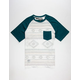 NEFF Winter Camp Mens Pocket Tee