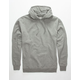 STANDARD SUPPLY Solid Mens Pullover Hoodie