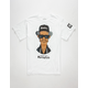 NEFF x The Simpsons Apu In The Hood Mens T-Shirt