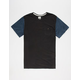 QUIKSILVER Shorey Mens Pocket Tee