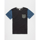 QUIKSILVER Whip In Mens Pocket Tee