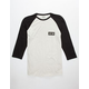 KR3W Locker Box Mens Baseball Tee