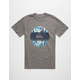 QUIKSILVER Disco Biscuit Mens T-Shirt
