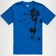 VOLCOM Spick N Splat Mens T-Shirt