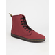 DR. MARTENS Shoreditch Canvas Womens Boots