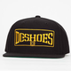 DC SHOES Ropes Starter Mens Snapback Hat