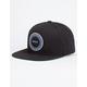 RVCA Continental Twill Mens Snapback Hat