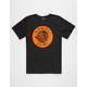 MOWGLI SURF Electric Bones Mens T-Shirt