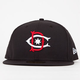DC SHOES Ripper New Era Mens Fitted Hat