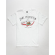 O'NEILL California Flag Mens T-Shirt