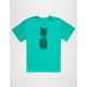 RUSTY Pina Colada Boys T-Shirt