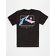 RUSTY Original Fade Cyan Boys T-Shirt