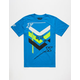 FOX Triple Threat Mens T-Shirt