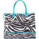 Double Zebra Tote Bag