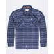 CAPTAIN FIN Original Mens Flannel Shirt