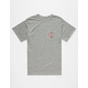 CAPTAIN FIN Helm Mens Pocket Tee