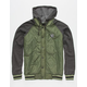 HURLEY All City Force Mens Jacket