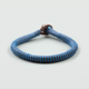 BLUE CROWN Blue Stripe Bracelet