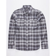 NIKE SB Plaid Mens Shirt
