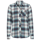 FULL TILT Plaid Tunic Girls Flannel Shirt